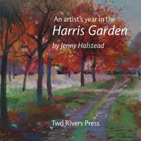 Harris Garden book cover